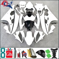 2006 2007 YZFR6 For Yamaha All White YZF R6 06 07 R6 YZFR6 2006 2007 Bodywork