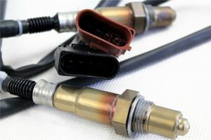 Image 3 - 2 pcs Pair Set Oxygen Sensor O2 Front & Rear for VW Beetle Golf Jetta Audi TT