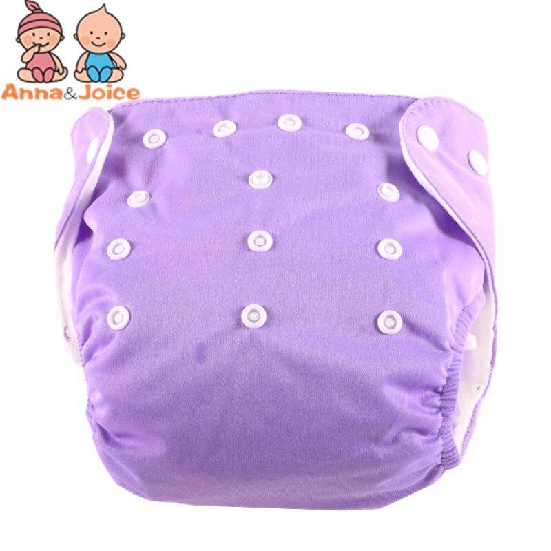 30pcs/lot  summer design Adjustable Diapers Baby Diaper Children's Underwear Reusable Nappies Pants Panties For Toilet Training