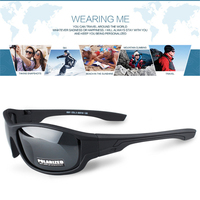 Fashion High End Atmospheric Men Polarized Sunglasses Men The Woman Made Of Goose Feather Vestidos Oculos