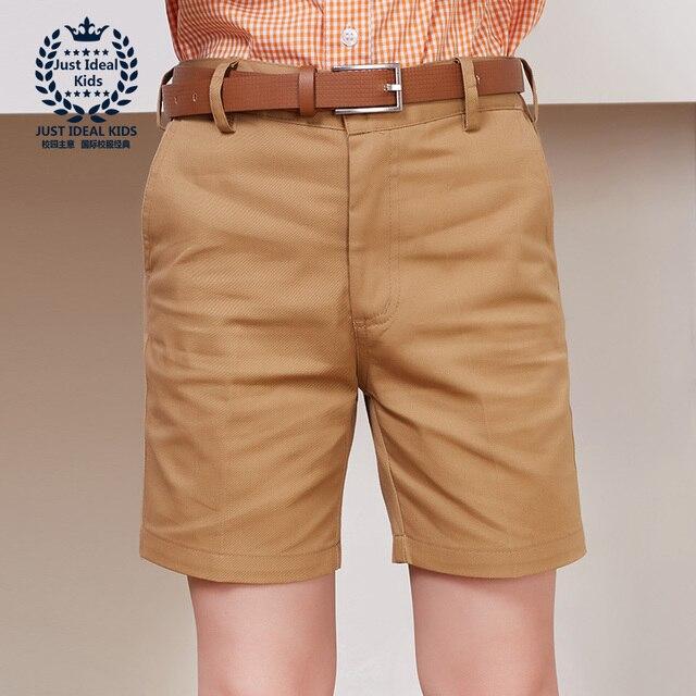 bf11d6cfb8 Meninos Calções 2018 Venda Quente Moda Infantil Shorts do Desgaste do Verão  Sólida Casuais Masculino Confortável