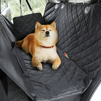 Dog Car Seat Cover Pet Dog Carrier Waterproof Back Bench Seat Covers Blanket Car Travel Accessories Pet Mat Hammock Cushion