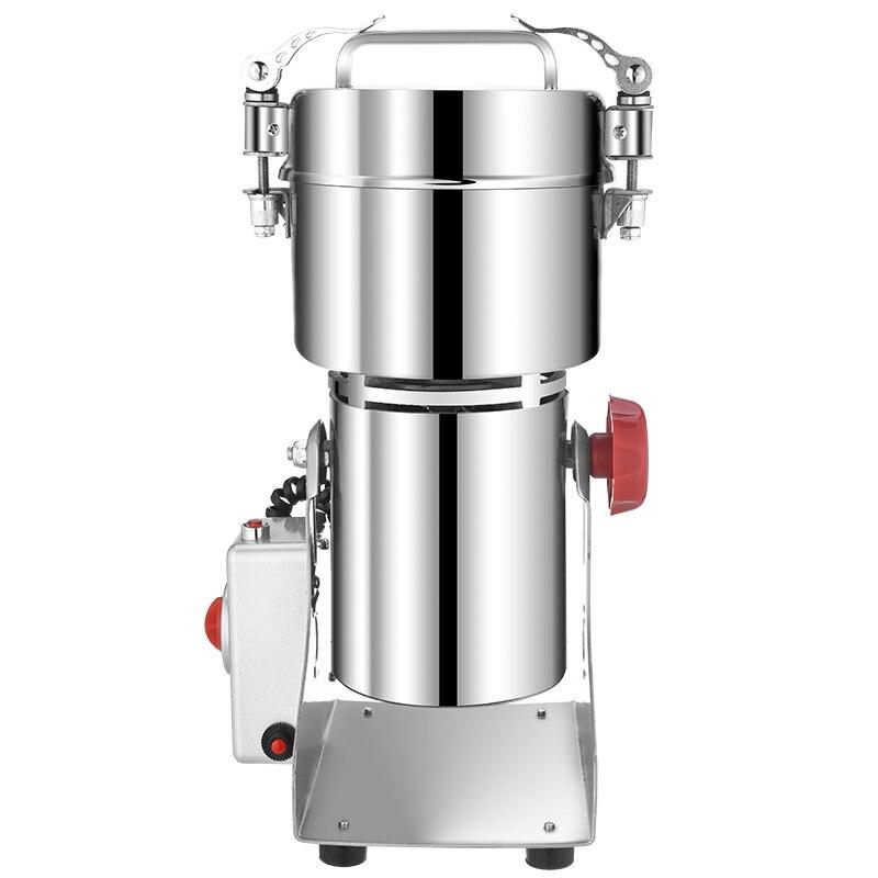 コーヒーグラインダー漢方薬原料粉砕機穀物製粉機  機械は機械を壊すために使用されます。 NWEスパイスグラインダー機