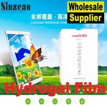 "Sinzean 50pcs For ipad Pro 10.5 inch 3D Full Cover Soft hydrogel film For IPAD Pro 12.9"" inch/mini 4/5 9D Screen Protector Film"
