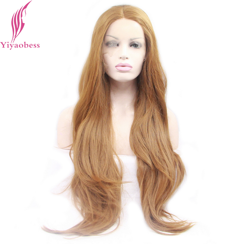 yiyaobess heat resistant long wavy