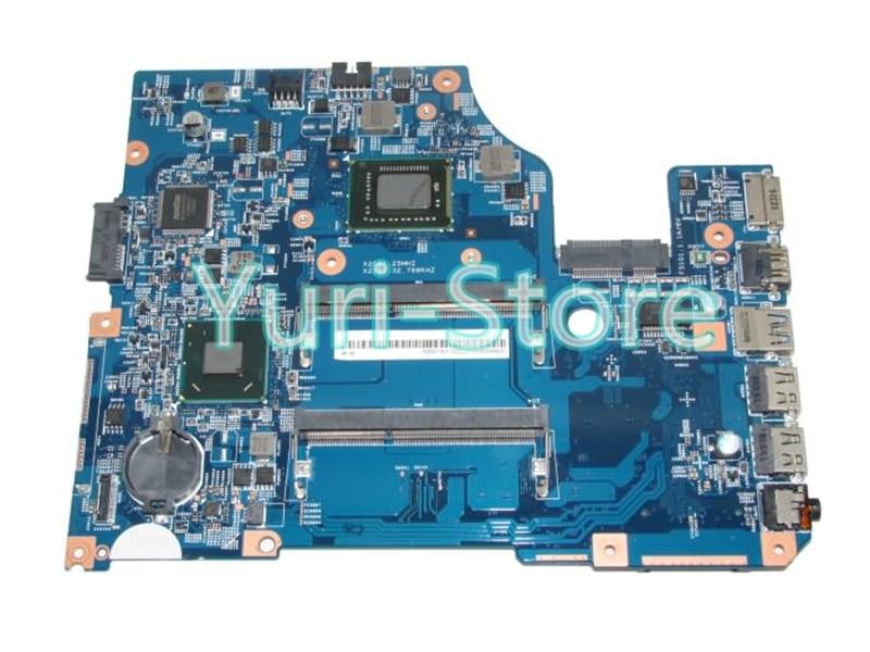 NOKOTION NBM1K11002 48.4VM02.011 for Acer Aspire V5-571 laptop mainboard HM77 HD Graphics 3000 w/ i3-2377m 1.50GHz works nokotion mbpce01001 laptop motherboard for acer aspire 7535 ddr2 socket s1 with graphics card slot 48 4ce01 021 mainboard works