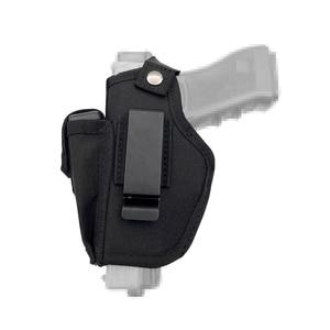 Image 1 - Кобура для пистолета для скрытого ношения, кобура с металлическим зажимом для ремня IWB OWB, кобура для страйкбольного оружия, охотничьи предметы для всех размеров, пистолеты