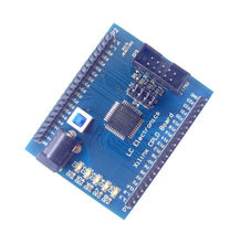 1PCS  XC9572XL CPLD Development Board Brassboard Learning Board