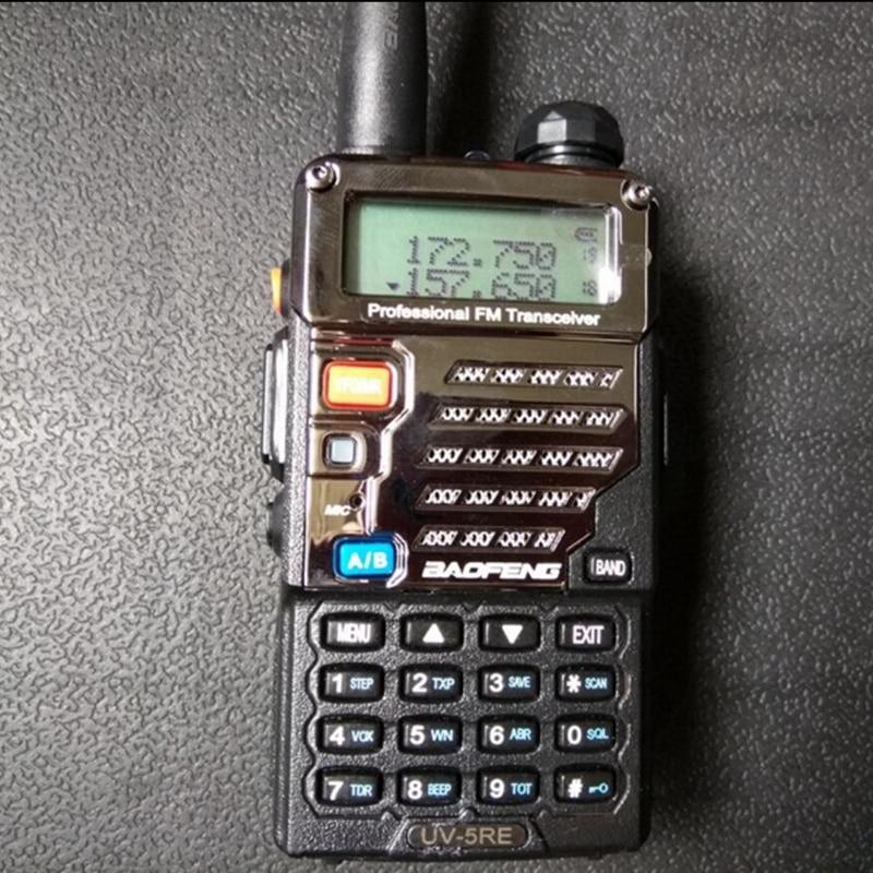 Baofeng BF UV-5RE rozhlasová vysílačka 136-174mhz400-470mhz dual - Vysílačky
