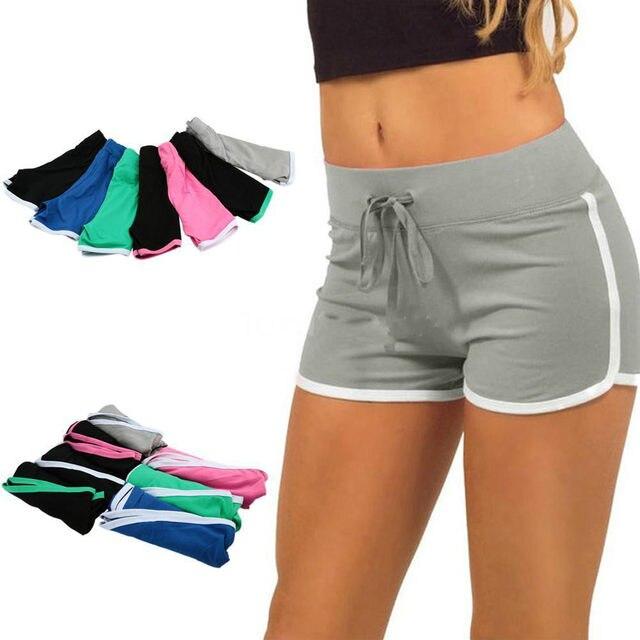 62c59d09c2 Online Shop 7 Color New Summer Women Shorts High Waist Short Femme ...