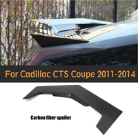 Carbon Fiber Racing Spoiler Rear Trunk Boot Wing For Cadillac CTS 20112012 2013 2014