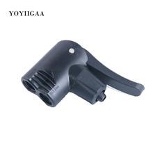 1 шт. велосипедный воздушный насос Надувное FV AV клапан конвертер Насадка адаптер шланг адаптер горный велосипед насос Надувное двухголовое насосное
