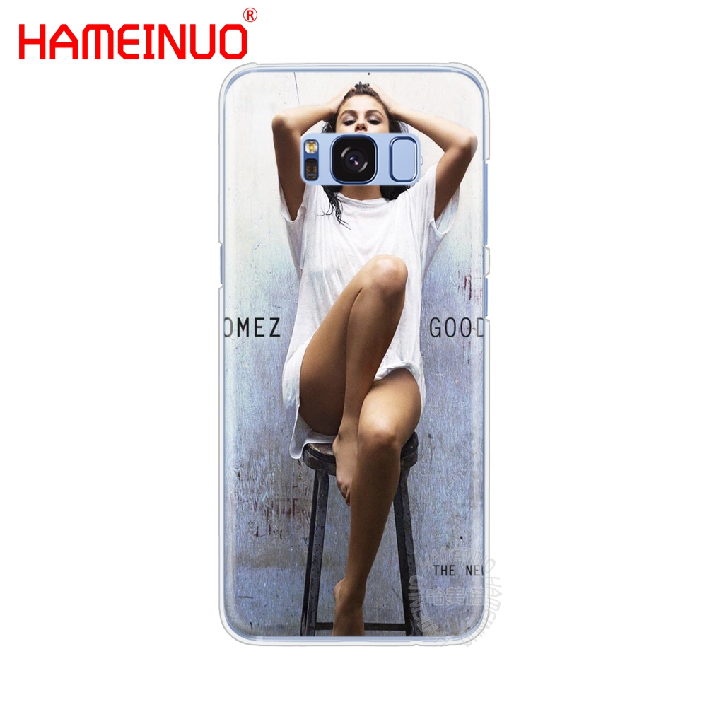 HAMEINUO Selena Gomez cell phone case cover for Samsung Galaxy E5 E7 Note 3,4,5 8 ON5 ON7 grand G530 2016