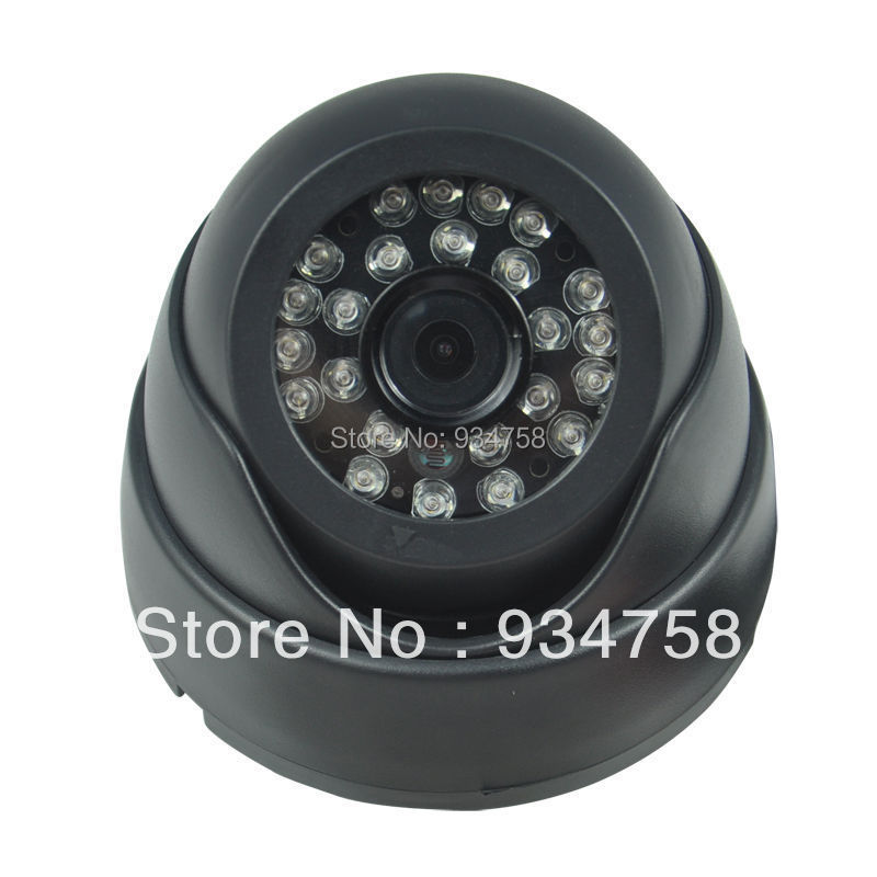700TVL Sony Effio-E CCD 3.6mm Security Camera 30M IR Security CCTV Dome Camera 42led 40m ir distance sony ccd effio e 600tvl ip66 weatherproof outdoor ir cctv camera 2 8 12mm zoom lens