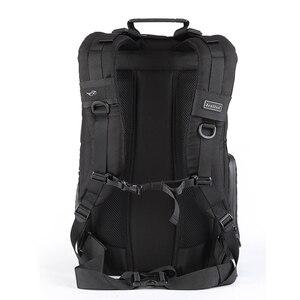Image 5 - Jealiot wielofunkcyjny plecak na aparat fotograficzny torba ze sznurkiem etui cyfrowy obiektyw wideo wodoodporny, odporny na wstrząsy do canon 80d 60d