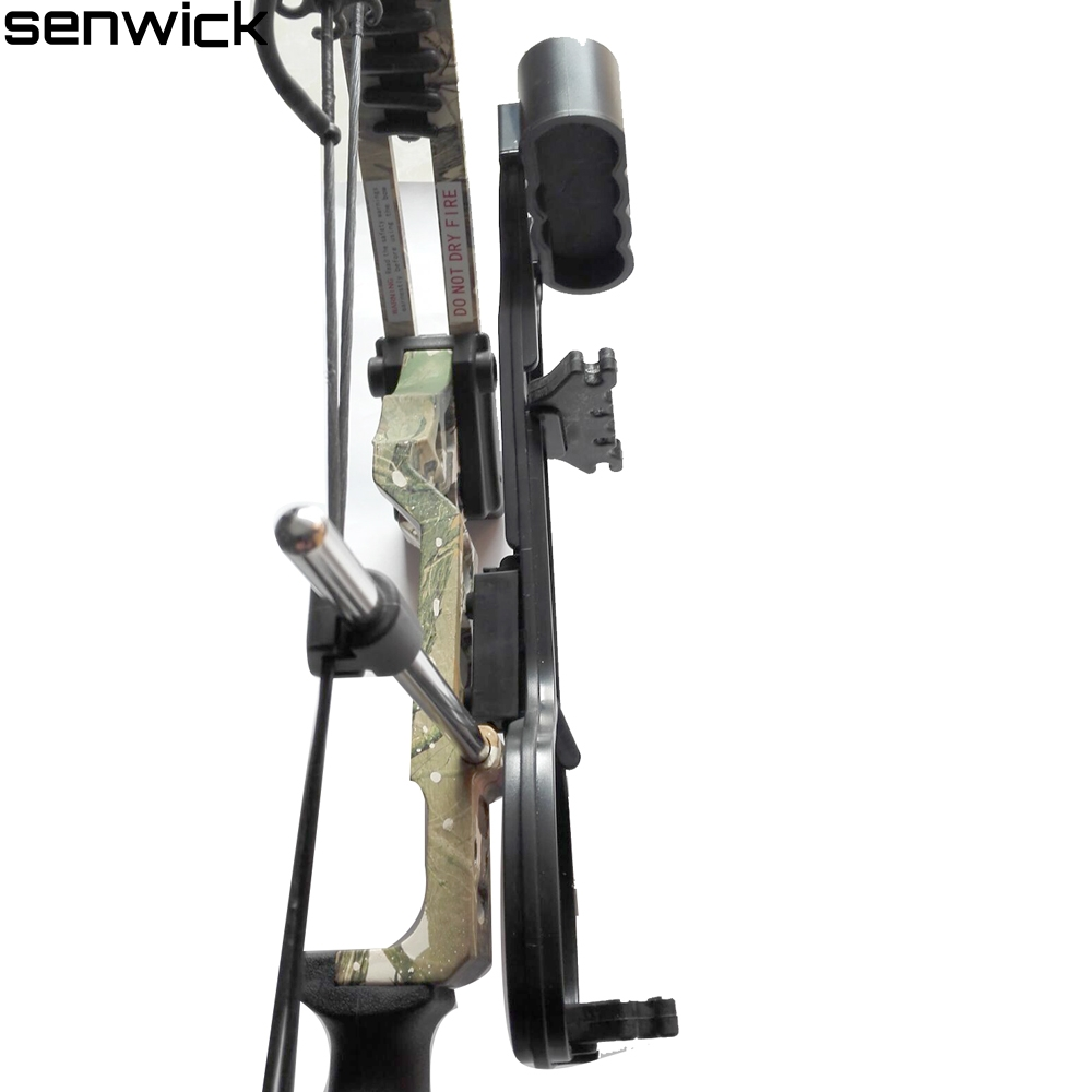 5 Arrow Quick Quivers For Compound Recurve Bow Archery Arrows Holder Bracket USA