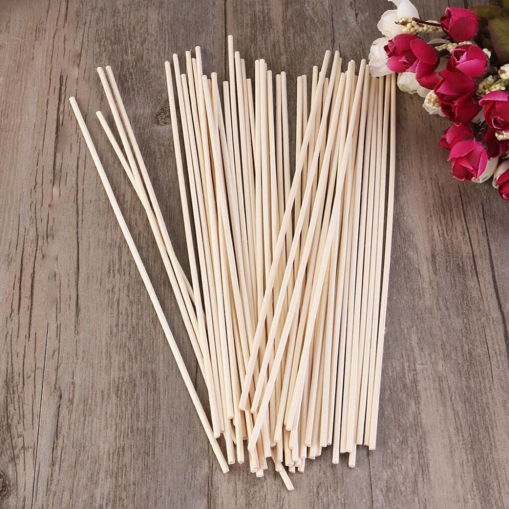 1000pcs/lot 30cmx3mm Natural Indonesian Rattan Sticks Home Fragrance Reed Diffuser Sticks Free Shipping