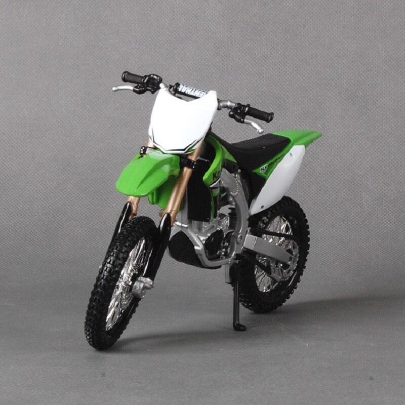 Maisto 1 12 Kawasaki Kx 450f Motorcycle Models Race Car Diecast