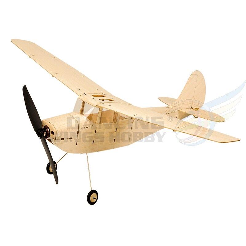 Micro Indoor & Park Fly RC Aeroplane SE5A Balsa wood Plane