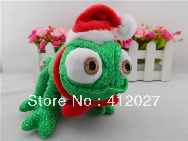 Tangled Rapunzel Pascal Christmas Costume Green Chameleon Plush Toy 8 Toy Description Toy Rifles With Scopescostumes Jazz Aliexpress
