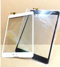 """Nuevo 7.85 """"pc de la tableta de pantalla táctil del digitizador para haier haier d85 d85 w d85w d85-w sensor de cristal"""