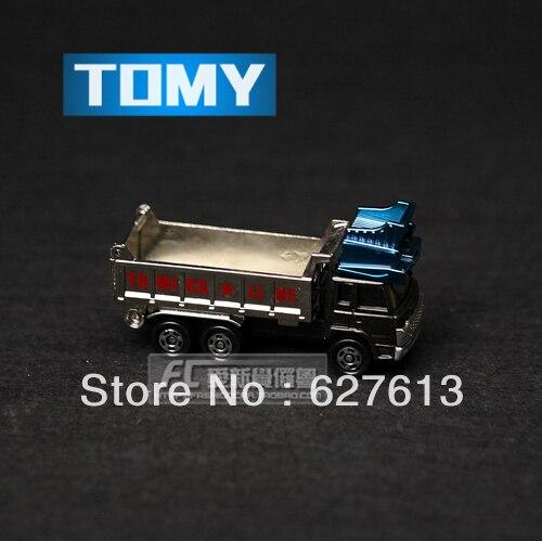 Wholesale!FREE SHIPPING!(10pieces) 100% Brand New car's model/Bulk 61 dume tomy card turck dump truck alloy car models