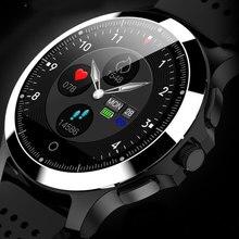 W8 ECG + PPG スマート腕時計血圧心拍数モニターバンド IP67 防水スポーツフィットネストラッカースマートブレスレット