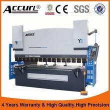 Hydraulic sheet metal Press Brake benders ,  DA52S stainless sheet bending machine with good quality