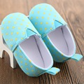 Cute heart-shaped Kid Toddler Baby moccasins Girl two color Crib Heart Soft Shoes Walking Sneaker 0-18 M First walkers