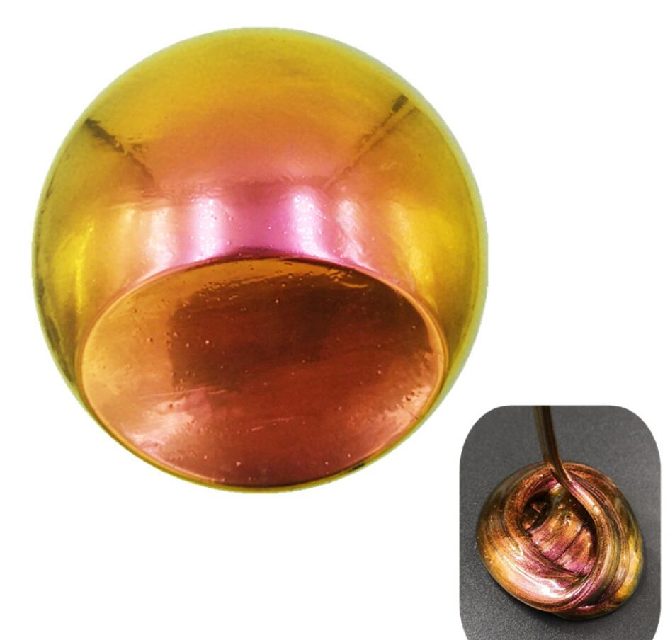 Очень красивый голографический Хамелеон пигментный порошок пыль 10 г - Цвет: 400L
