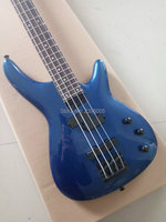 Hot Sale Ibane 4 Strings Bass Guitar Factory Direct Export Standard Mahogany Body High Quality Free