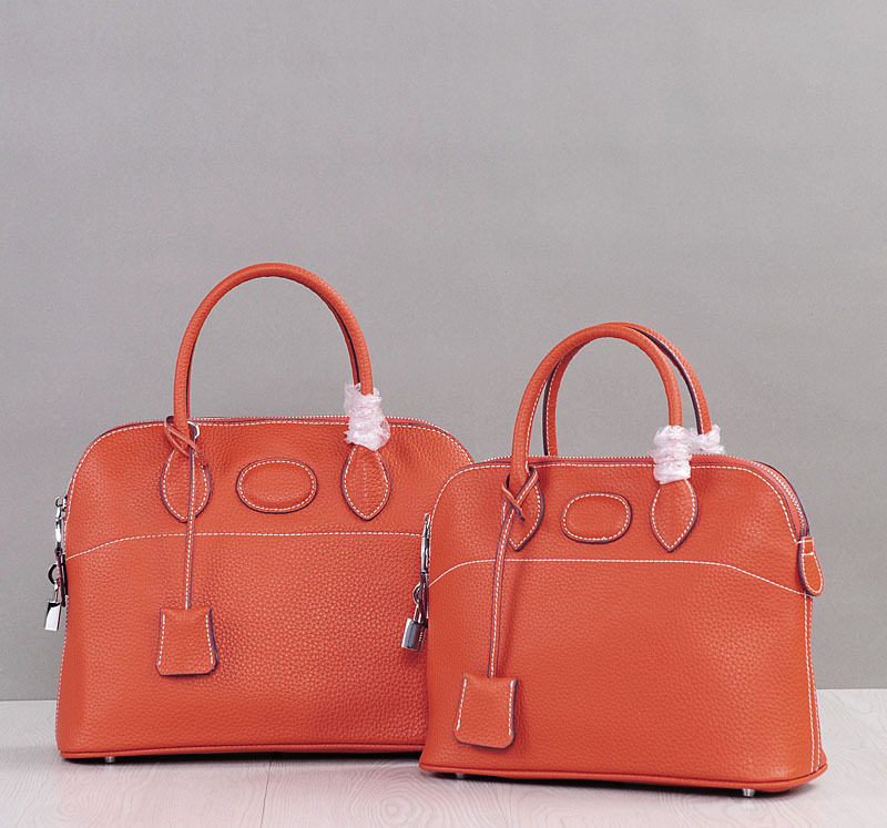 2019 New Genuine Leather Boly Shell Tote Women Handbags Excellent Line Sewing Good Sature Lady Shoulder Bags For Female M1995
