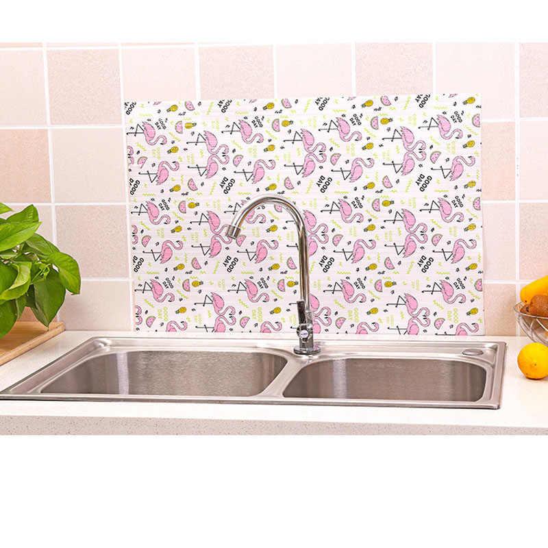 Kitchen Cabinets Pad Paper Cabinet Mat Can Cut Cartoon Animal Flamingo Drawer Shelf Liner Kitchen Stickers Drawer Shelf Liner Aliexpress