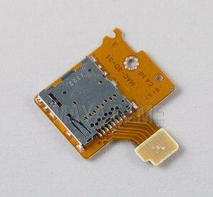 Image 4 - Original pour le commutateur NS TF SD carte fente prise de remplacement poignée contrôleur SD carte prise