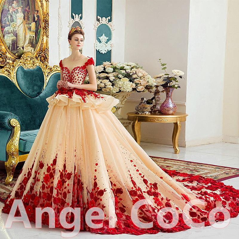 Amazing Luxury Beading Morocco Style Evening Dresses Prom Dresses Long Evening Dress Party