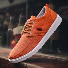 2019 Men Casual Shoes Spring Autumn Breathable Flats Sneakers Zapatillas Hombre Fashion Lace Up Men Canvas Shoes Mens Trainers недорого