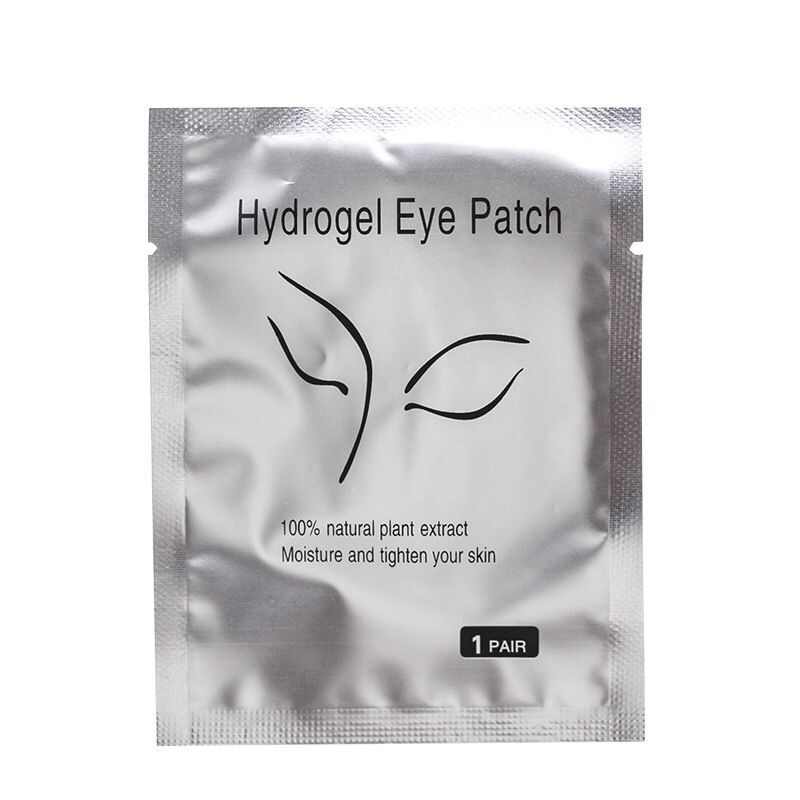 25/50/100pairs Patches For Eyelash Extension Under Eye Pads Paper Patches Grafted Eye Tips Sticker Wraps Make Up Tools