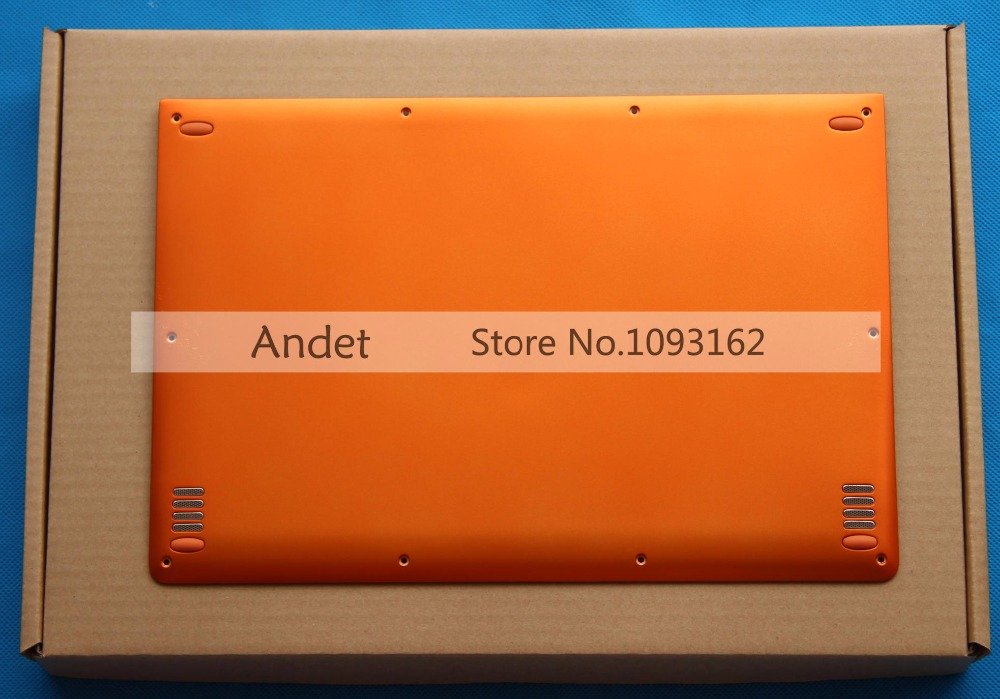 New Original Lenovo Yoga 4 Pro Yoga 900 Bottom Base Cover Case Silver AM0YV000300 Gold AM0YV000310 Orange AM0YV000320 new original orange for lenovo u330 u330p u330t touch bottom lower case base cover lz5 grey 90203121