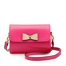Frauen Leder Handtaschen Kette Kleine Taschen mall Messenger Bags Weibliche Crossbody Schulter Kupplung Geldbörse SS0135