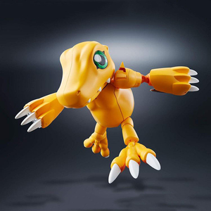 Image 3 - BANDAI Digivolving duchy Digimon potwór Agumon WarGreymon model postaci modyfikacji deformowalne