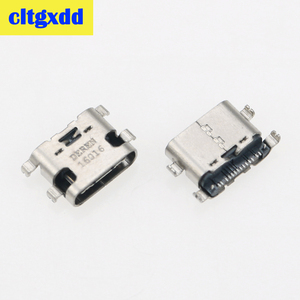 cltgxdd Type C Micro USB Dock Connector Charging Port Socket Jack For ZTE C2016 W2016 ZMAX Pro Z981 Data Charging Interface