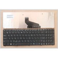 Русская клавиатура для asus k53u k53t x53u k53z k53b k53br x53by K53TA K53TK K53BY K73T K73B K73BY K73TA X73B X73CBE K73Y RU черный