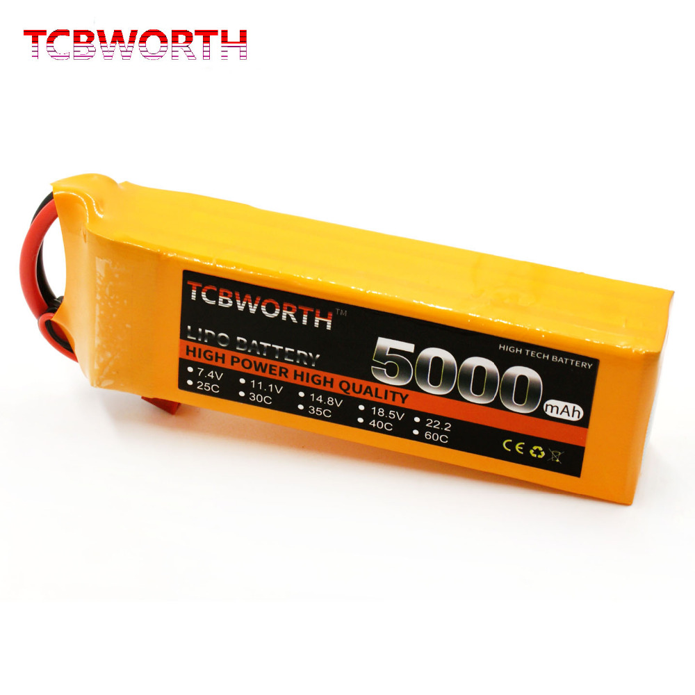 TCBWORTH 4S 14.8V 5000mAh 60C RC Toys LiPo battery For RC Helicopter Quadrotor Airplane AKKU Drone Car Truck Li-ion battery mini drone rc helicopter quadrocopter headless model drons remote control toys for kids dron copter vs jjrc h36 rc drone hobbies