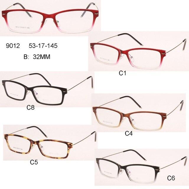 Maravilha dos olhos Das Mulheres Óculos Vintage Frames Designer Frame Ótico  Acetato Espetáculo oculos de grau f58577ee11