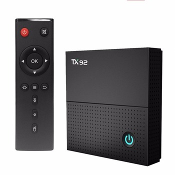 ANEWISH Android Tv Box Amlogic S912 Octa 8 Core Android 7.0 TV Box 2G/16G 2.4G/5GHz WIFI ITALY BOX