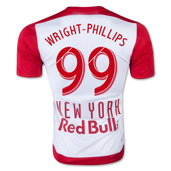 25678fc48b 2015 2016 new york red bulls home jersey White henry red bulls jersey 2016  New York Football Shirt Camiseta Futbol Maillot-in Soccer Jerseys from  Sports ...