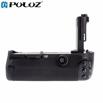 PULUZ Camera Vertical Battery Grip for Canon EOS 5D Mark IV DSLR Camera Replace BG-E20 Compatible for LP-E6 LP-E6N Battery