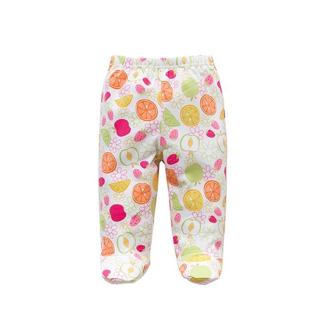 Set of Five Baby Boys' Cotton Pants 5