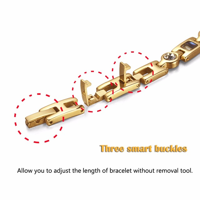 Buckles Magnet Bracelet Health Care | zadbuy.com