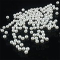 200 piece/lot 5MM DIY White Round Imitation Acrylic Pearl Round Spacer Loose Charms Beads DIY Wholesale Jewelry Makin ly